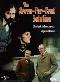 locandina del film SHERLOCK HOLMES: SOLUZIONE SETTEPERCENTO