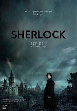 locandina del film SHERLOCK - STAGIONE 4