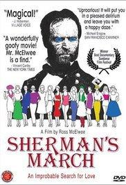 locandina del film SHERMAN'S MARCH