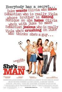 locandina del film SHE'S THE MAN