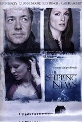 locandina del film THE SHIPPING NEWS
