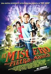 locandina del film IL MISTERO DELLA PIETRA MAGICA