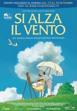 locandina del film SI ALZA IL VENTO