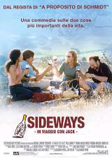 locandina del film SIDEWAYS - IN VIAGGIO CON JACK