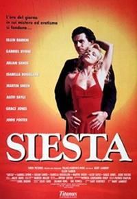 locandina del film SIESTA