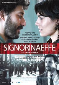 locandina del film SIGNORINA EFFE