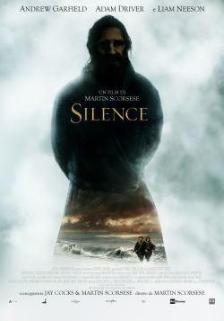 locandina del film SILENCE