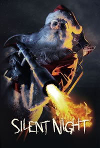 locandina del film SILENT NIGHT