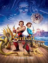 locandina del film SINBAD: LA LEGGENDA DEI SETTE MARI