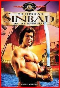 locandina del film SINBAD OF THE SEVEN SEAS