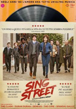 locandina del film SING STREET
