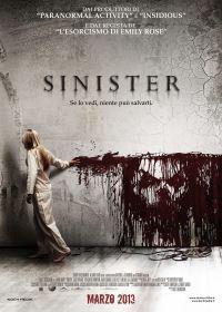 locandina del film SINISTER