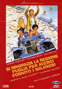 Si Ringrazia La Regione Puglia Per Averci Fornito I Milanesi (1982)