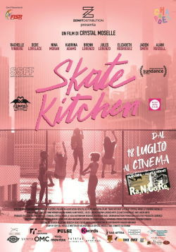 locandina del film SKATE KITCHEN