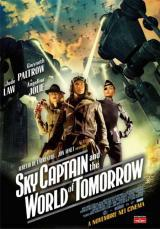 locandina del film SKY CAPTAIN AND THE WORLD OF TOMORROW