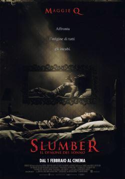 locandina del film SLUMBER - IL DEMONE DEL SONNO