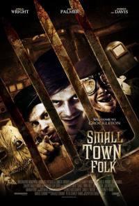 locandina del film SMALL TOWN - LA CITTA' DELLA MORTE