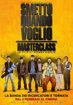 SMETTO QUANDO VOGLIO 2 - MASTERCLASS