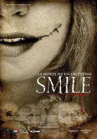 locandina del film SMILE - LA MORTE HA UN OBIETTIVO