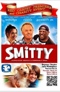 locandina del film SMITTY. UN AMICO A 4 ZAMPE