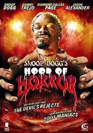 locandina del film SNOOP DOGG'S HOOD OF HORROR