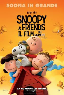 Snoopy & Friends – Il Film Dei Peanuts (2015)