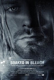 locandina del film SOAKED IN BLEACH