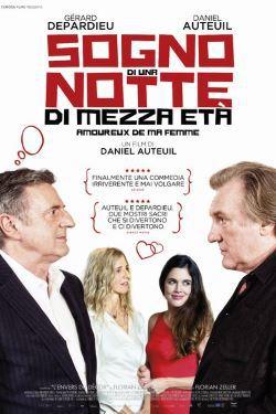 locandina del film SOGNO DI UNA NOTTE DI MEZZA ETA'