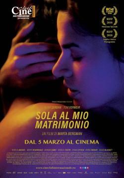 locandina del film SOLA AL MIO MATRIMONIO