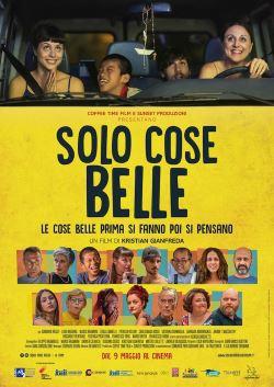 locandina del film SOLO COSE BELLE