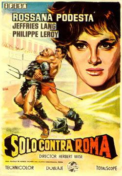 locandina del film SOLO CONTRO ROMA