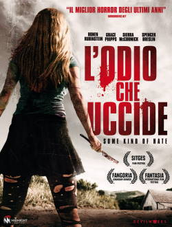 locandina del film L'ODIO CHE UCCIDE