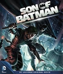 locandina del film SON OF BATMAN