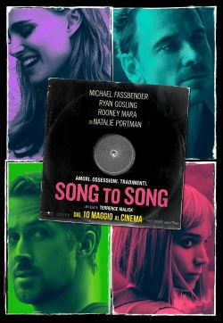 locandina del film SONG TO SONG