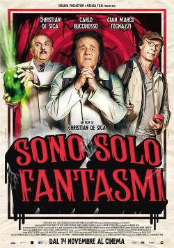 locandina del film SONO SOLO FANTASMI