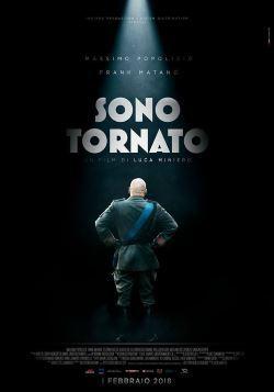 locandina del film SONO TORNATO
