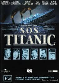 locandina del film S.O.S. TITANIC