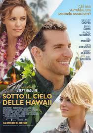 locandina del film SOTTO IL CIELO DELLE HAWAII