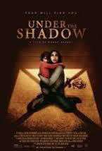locandina del film UNDER THE SHADOW - IL DIAVOLO NELL'OMBRA