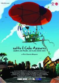 locandina del film SOTTO IL CELIO AZZURRO