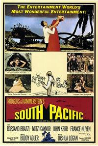 locandina del film SOUTH PACIFIC