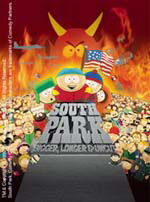 locandina del film SOUTH PARK