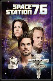 locandina del film SPACE STATION 76