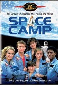 locandina del film SPACE CAMP - GRAVITA' ZERO