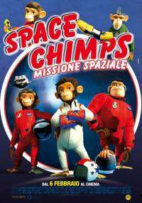 locandina del film SPACE CHIMPS
