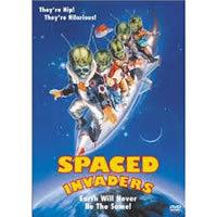 locandina del film SPACED INVADERS