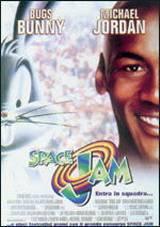 locandina del film SPACE JAM