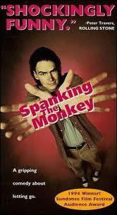 locandina del film SPANKING THE MONKEY