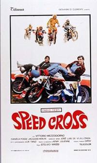 locandina del film SPEED CROSS