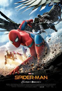 locandina del film SPIDER-MAN: HOMECOMING